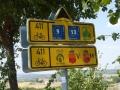 Radweg nach Mikulov/Nikolsburg