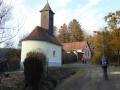 Aufstieg nach Landsee