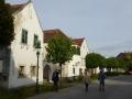 durch Breitenbrunn zum Bahnhof am See