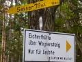 Einstieg Wagnersteig