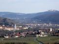 Blick auf Dürnstein und Rossatz