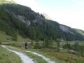 Weg bei der Ulnhütte