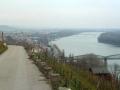 Krems-Stein in Sicht