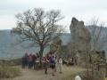 ... zur Ruine Dürnstein