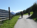 Aufstieg Winklerner Alm (Tag 1)