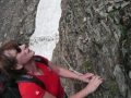 Aufstieg zur Hornscharte (Tag 4)