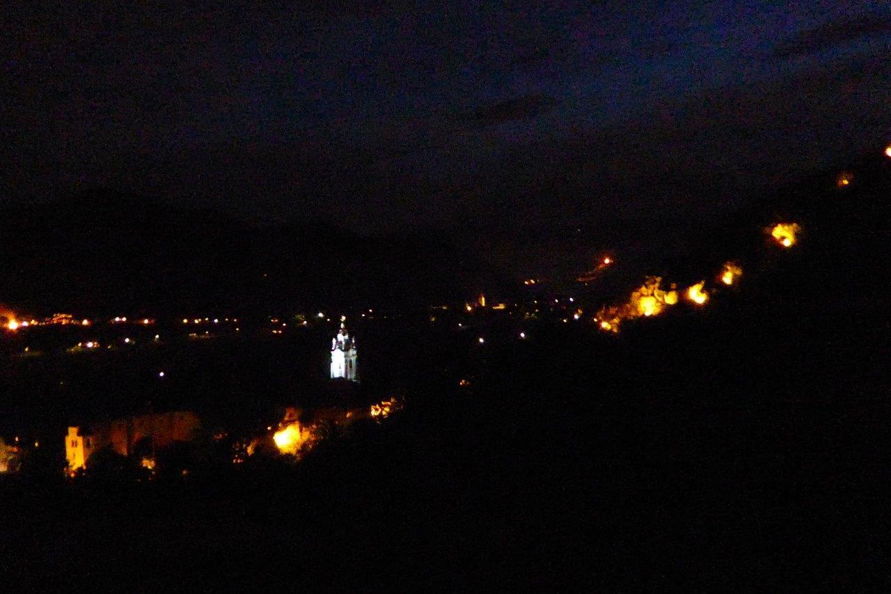 Sonnenwende in Dürnstein