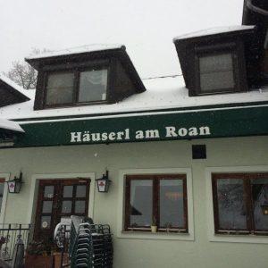 Häuserl am Roan