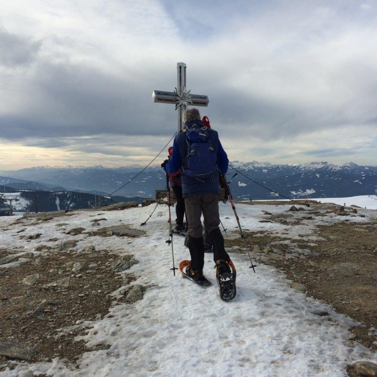 Gipfelkreuz Stuhleck
