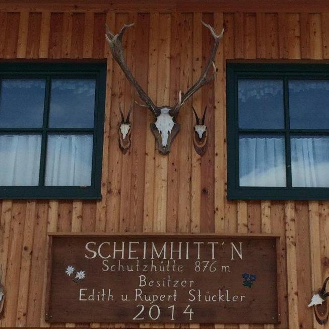 Scheimhütte
