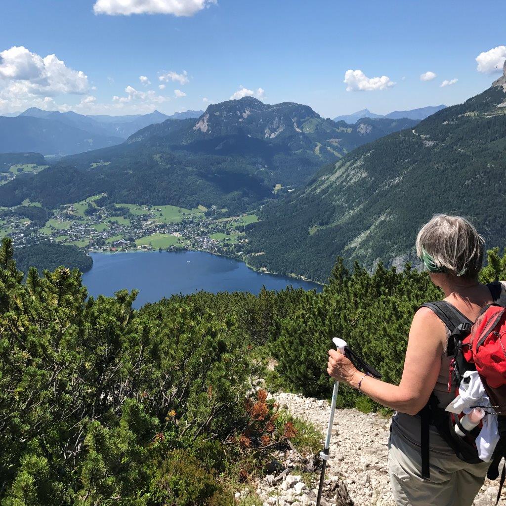 Blick zum Altausseer See