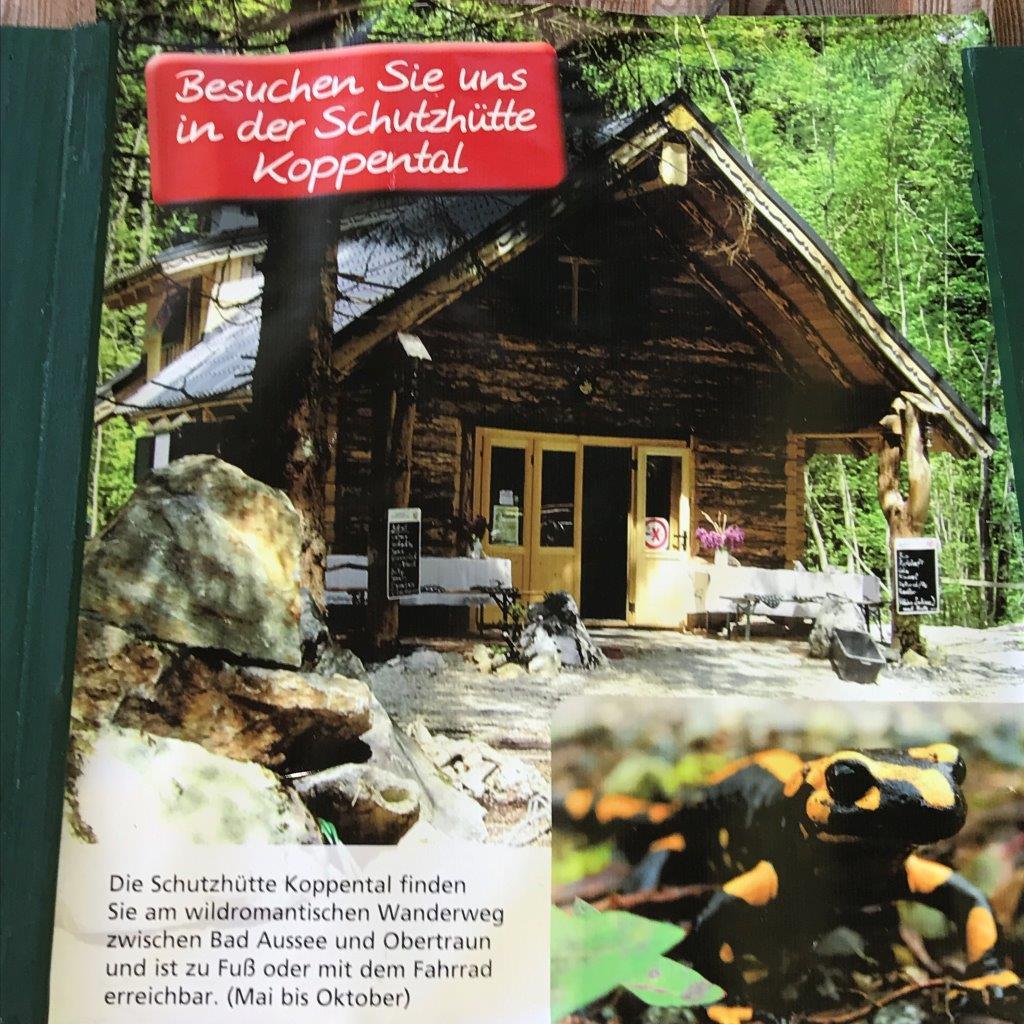 Schutzhütte Koppental