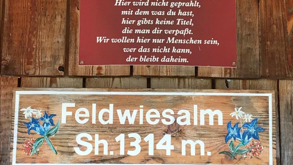 Feldwiesalm