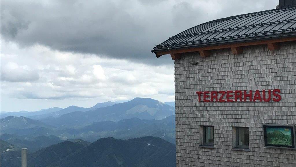 Terzerhaus auf der Gemeindealpe