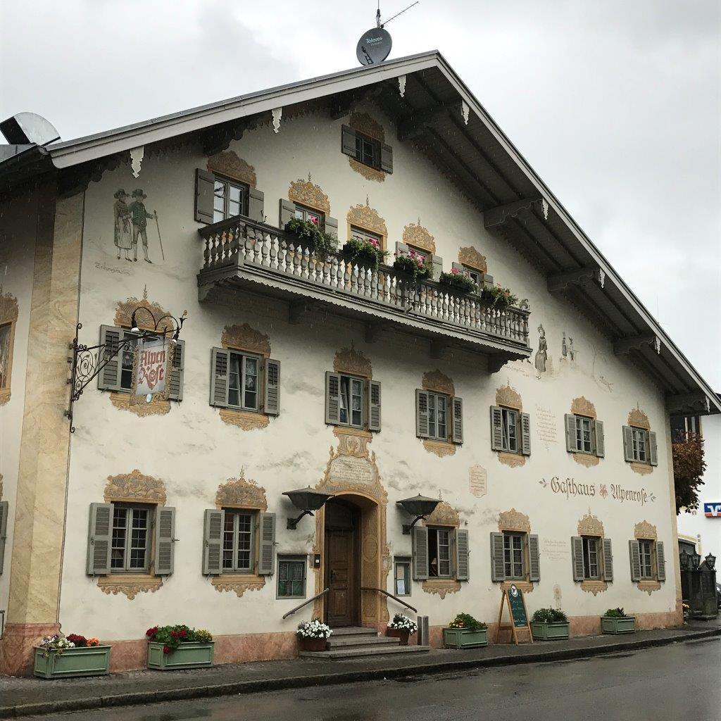 Gasthof Alpenrose Oberaudorf
