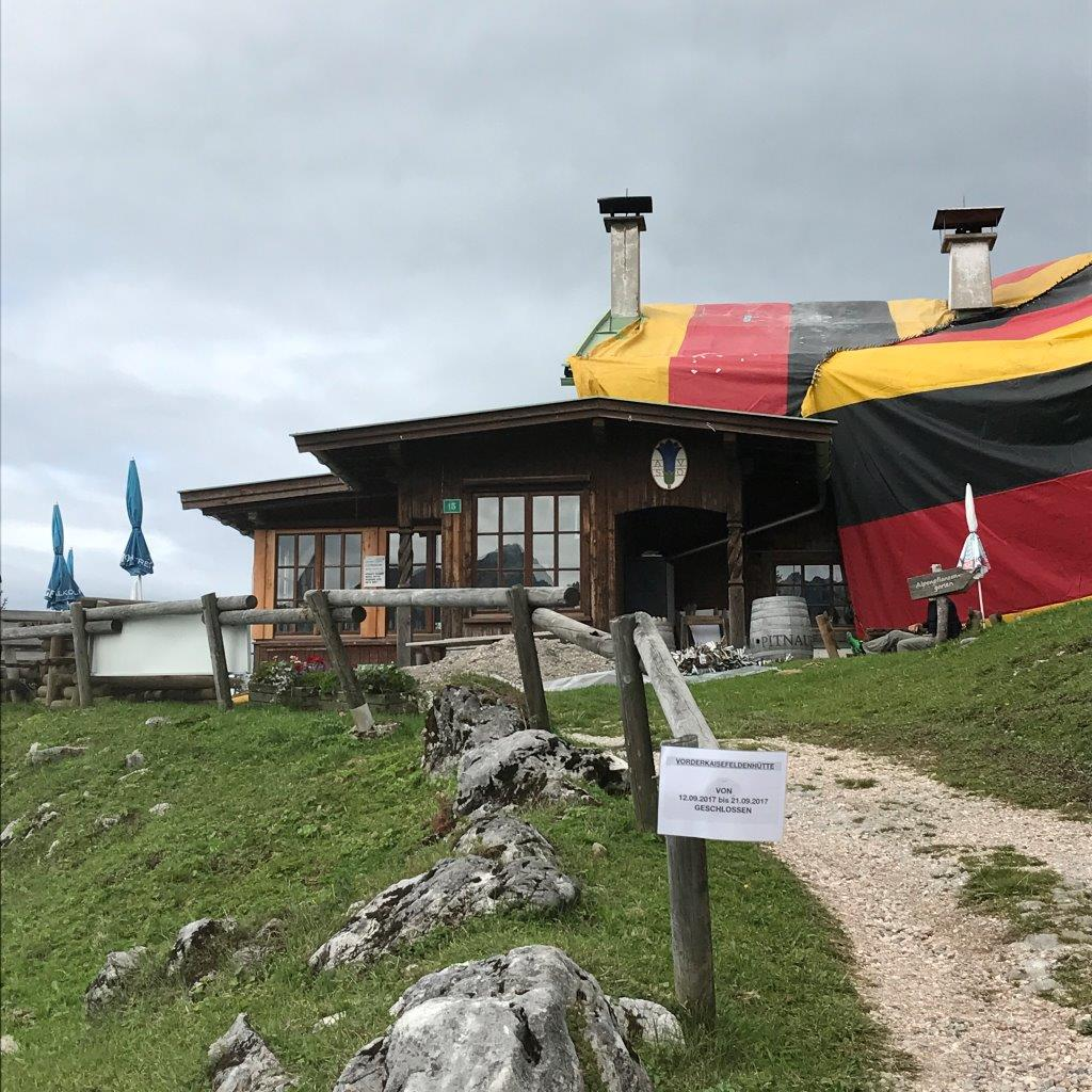 Vorderkaisenfelderhütte