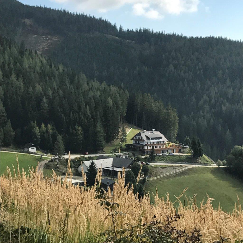 Alpengasthof Moassa