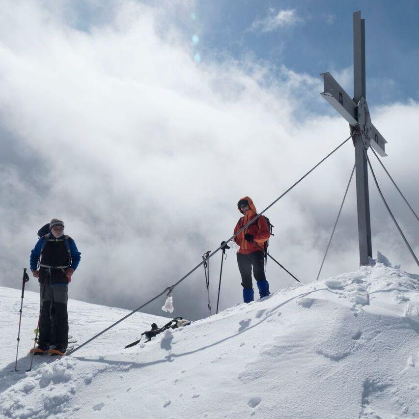 Gipfel Großer Ötscher (1.893 m)