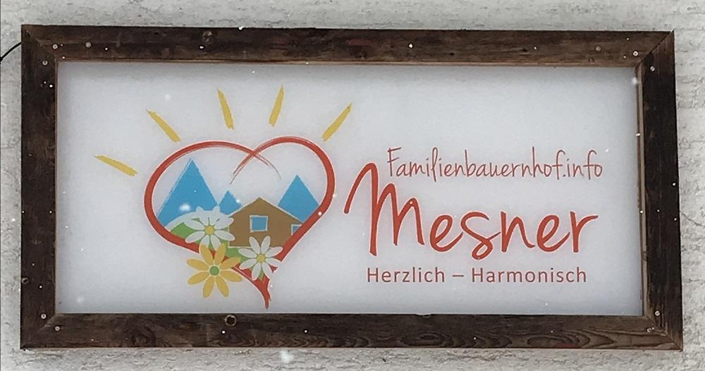Familienbauernhof Mesner Liesing im Lesachtal
