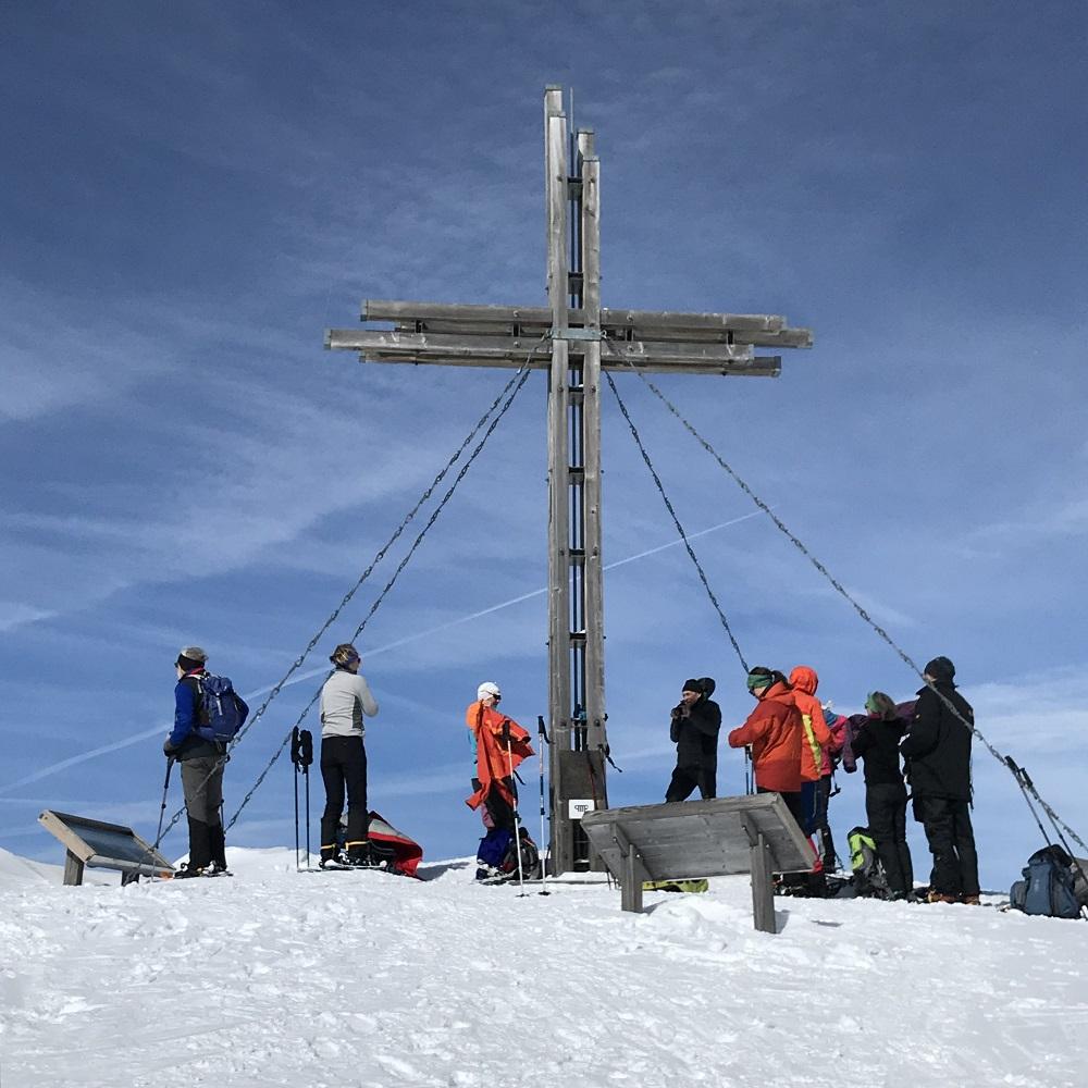 Gipfel Golzentipp