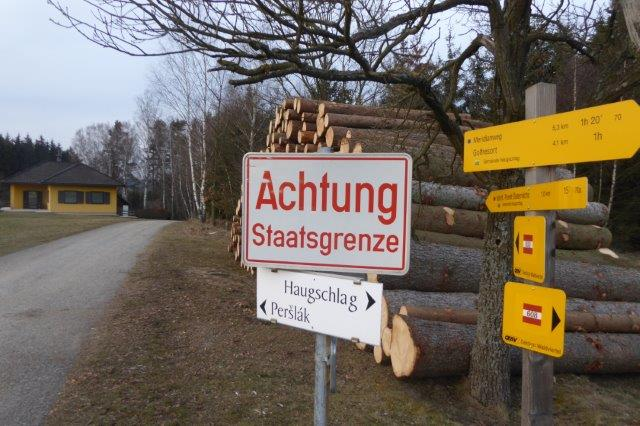 der nördlichste Punkt Österreichs