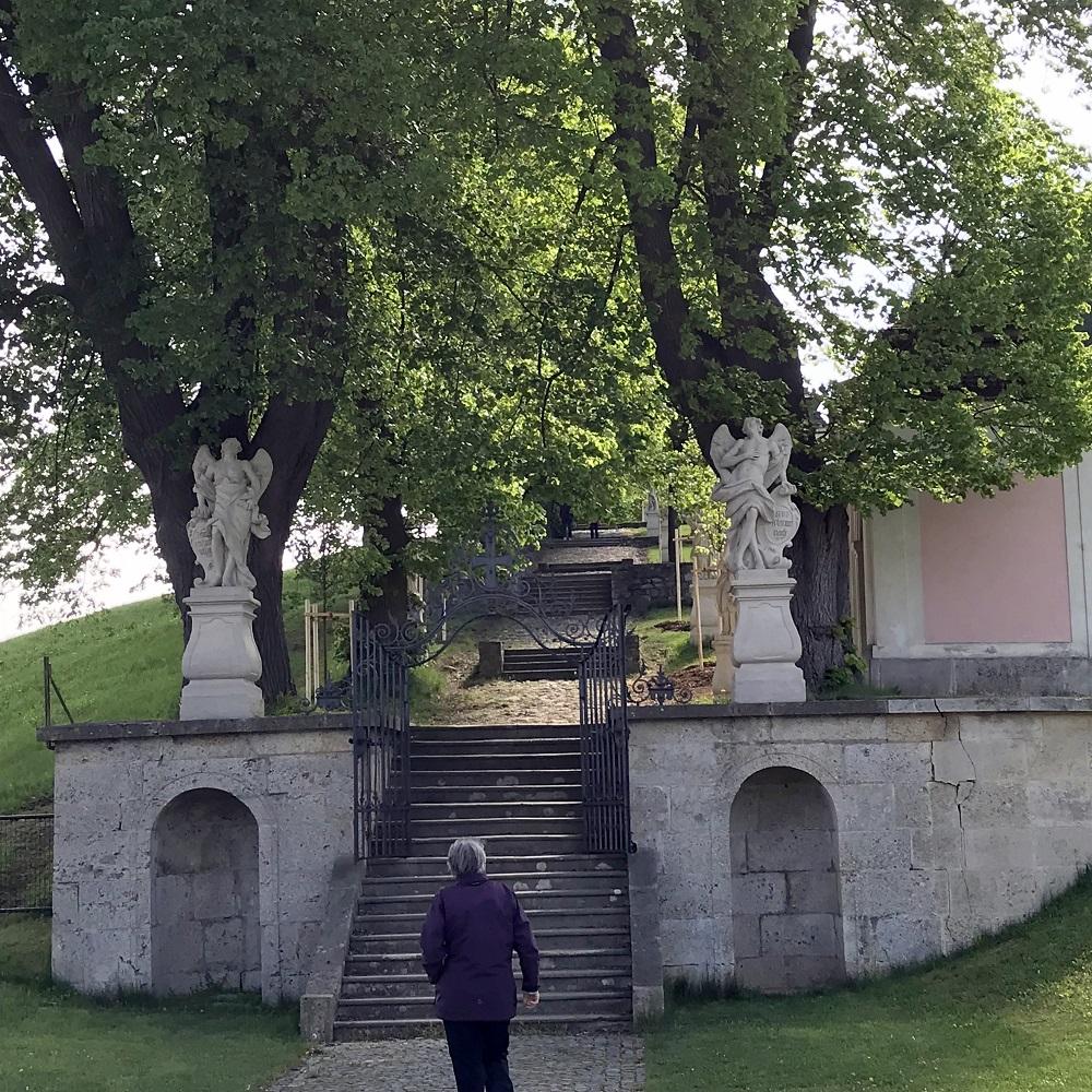 Kreuzweg in Heiligenkreuz