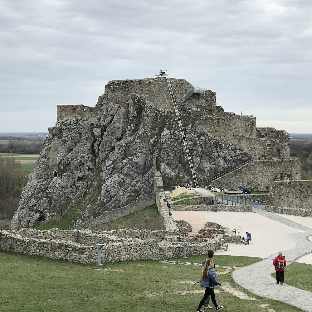 Burg Devin/Theben