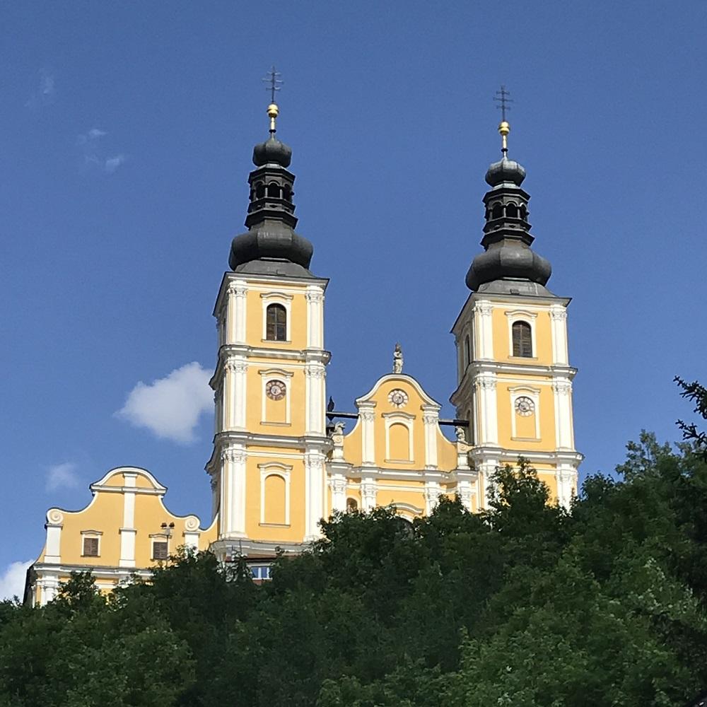 Die Basilika Mariatrost