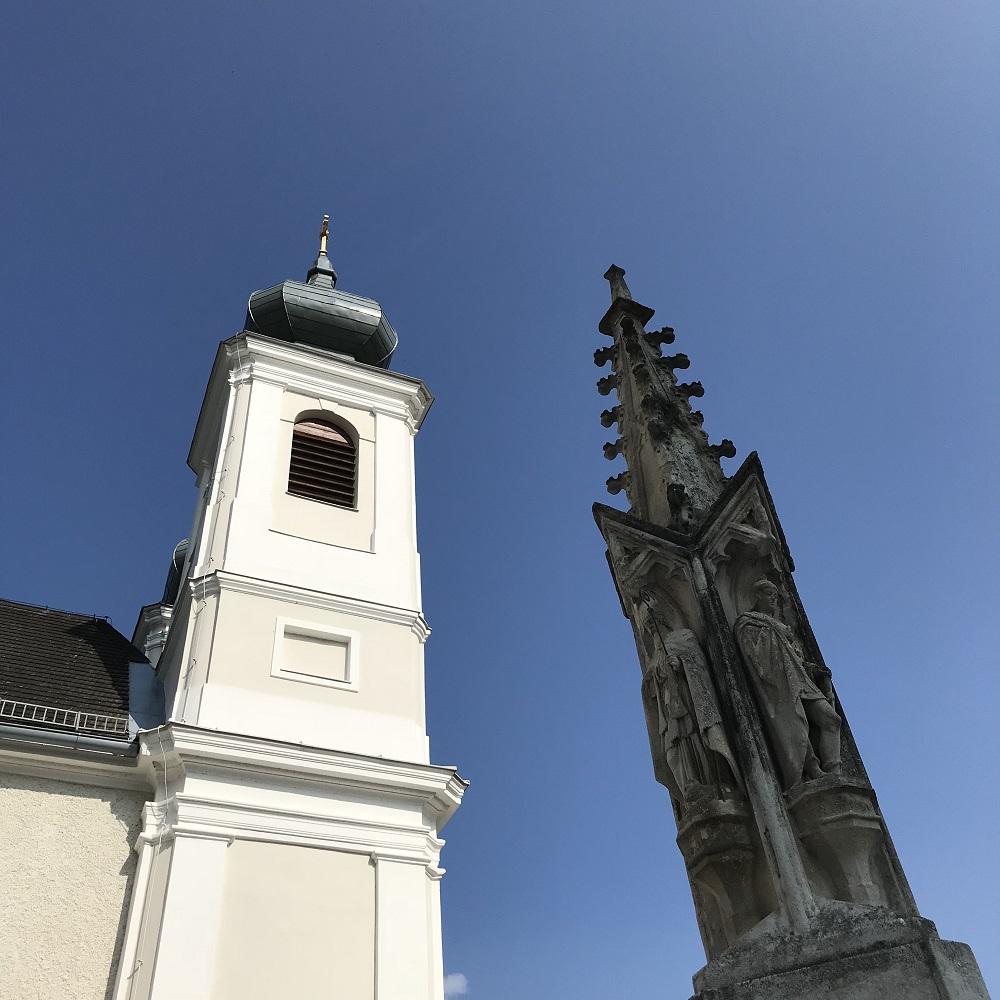 Kirche Dornau in Thenneberg