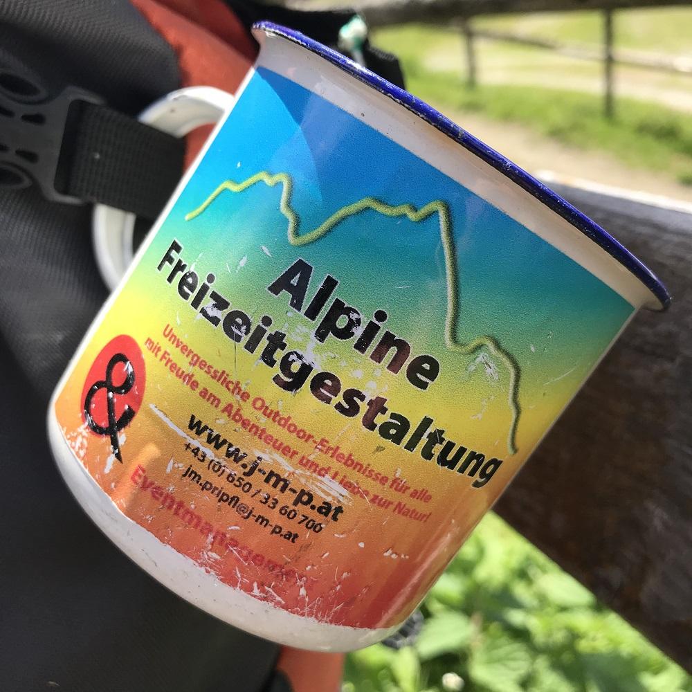 Alpine Freizeitgestaltung