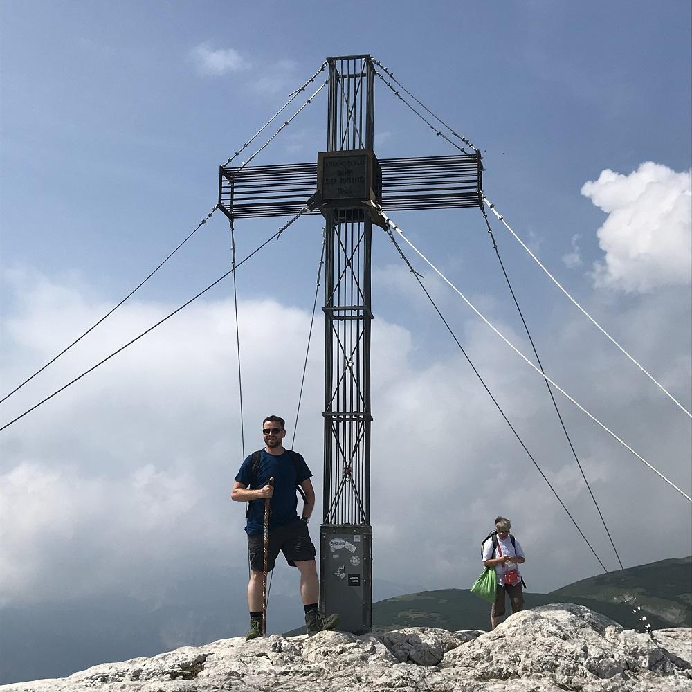Gipfel Waxriegel (1.871 m)