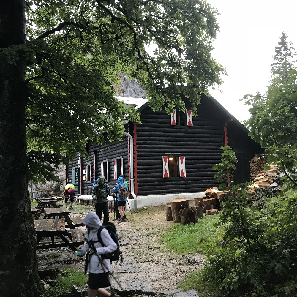 Kienthalerhütte (1.380 m)