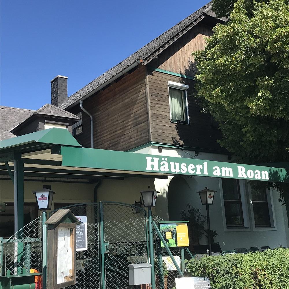 """""""Häuserl am Roan"""" auf dem Dreimarkstein"""