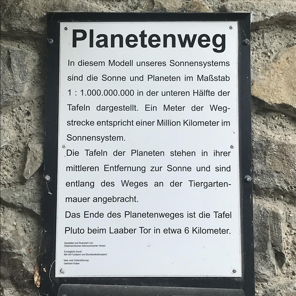 Planetenweg