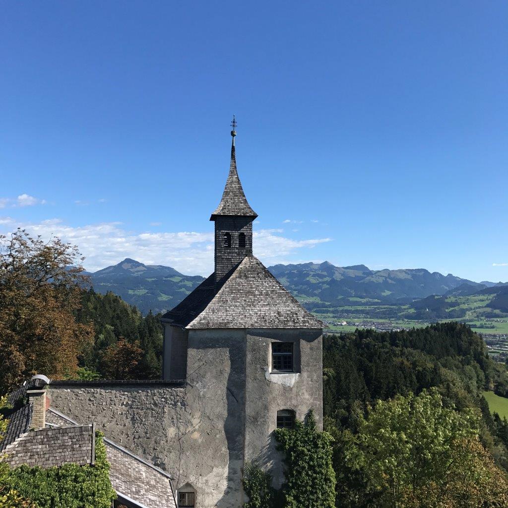 Thierberg bei Kufstein
