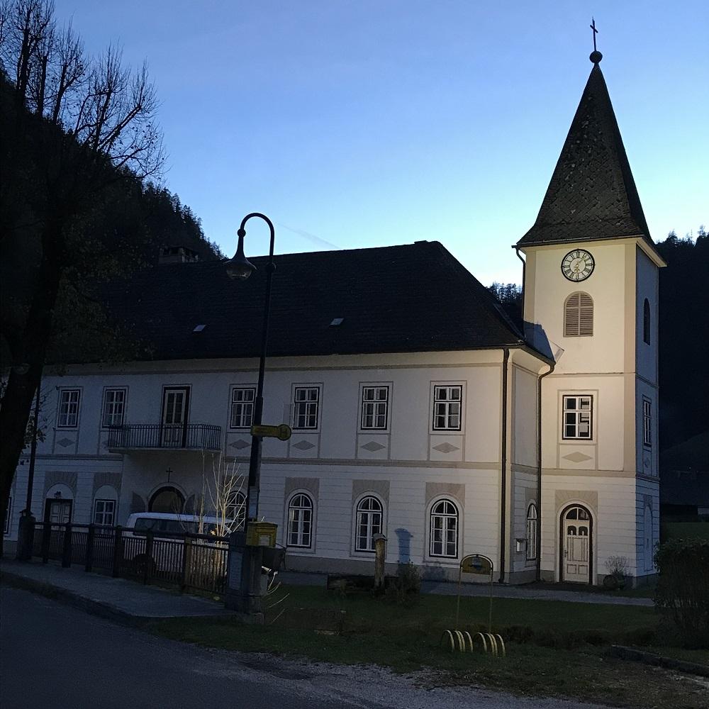 Evangelische Kirche in Nasswald