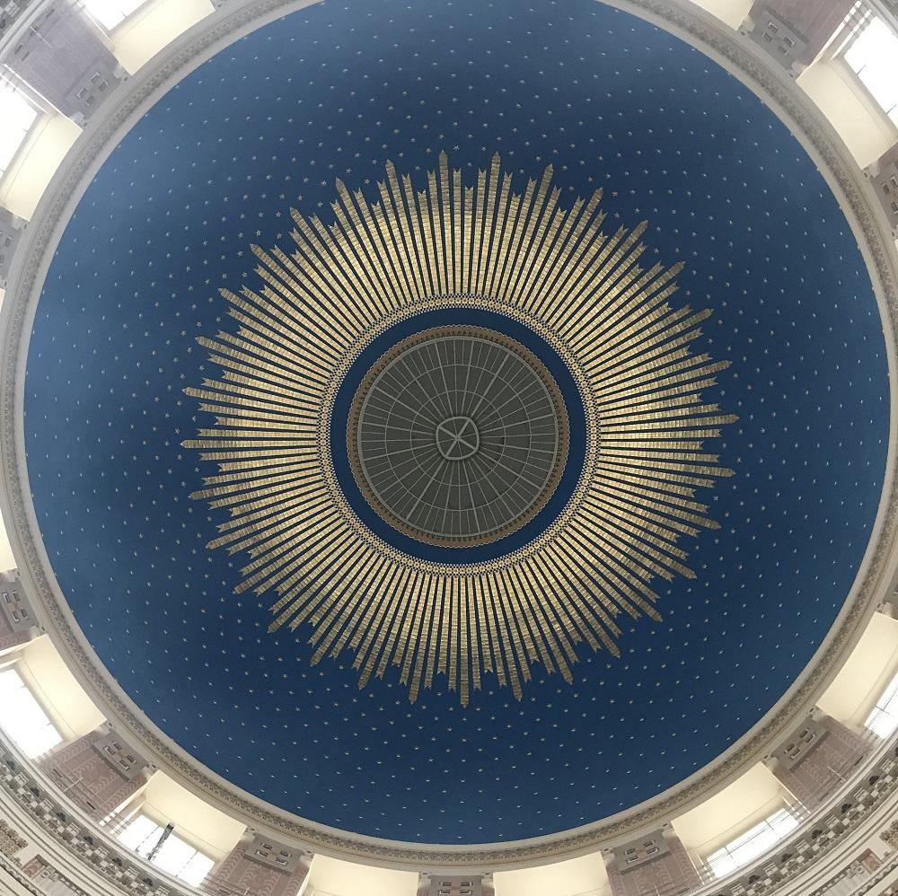 Kuppel der Luegerkirche