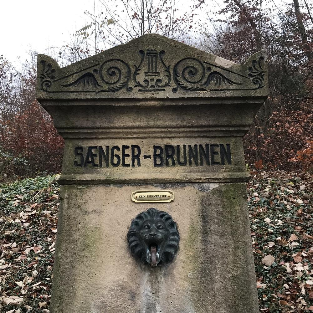 Sängerbrunnen