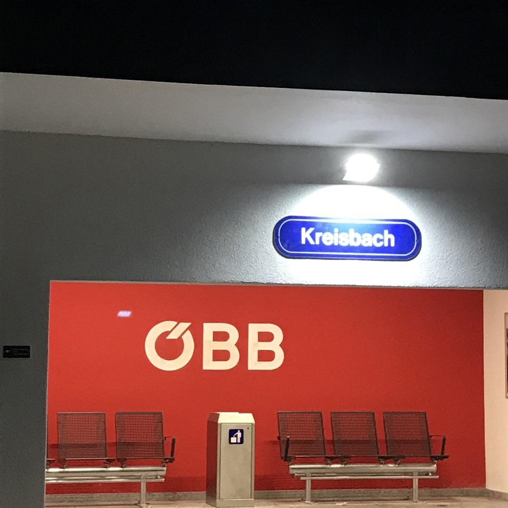Bahnhof Kreisbach