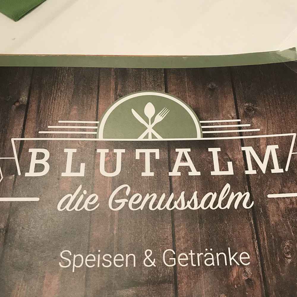 Blutalm in Alkersdorf