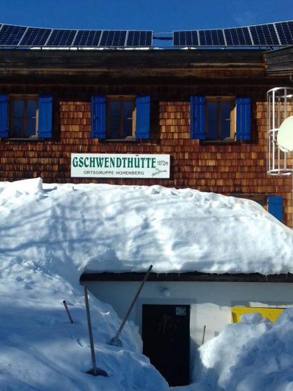 Gschwendthütte