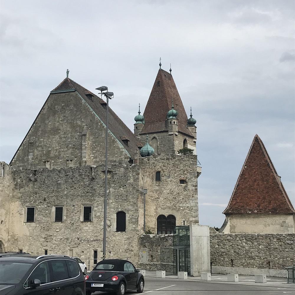 Burg und Wehrkirche Perchtoldsdorf