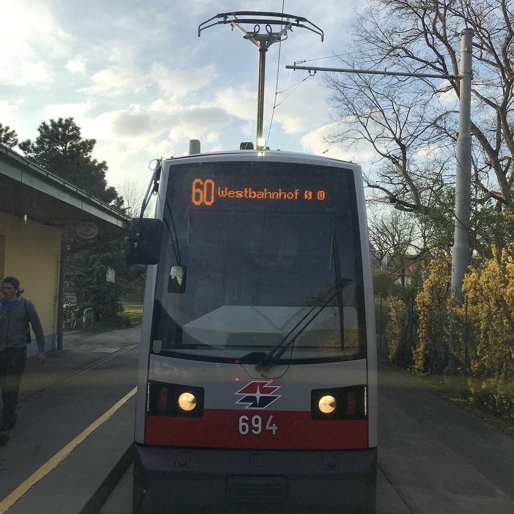 Straßenbahnlinie 60