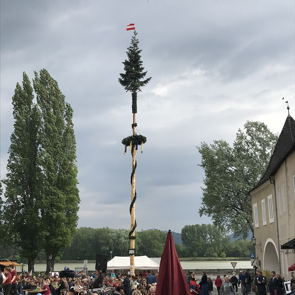 1. Mai - Fest am Rathausplatz