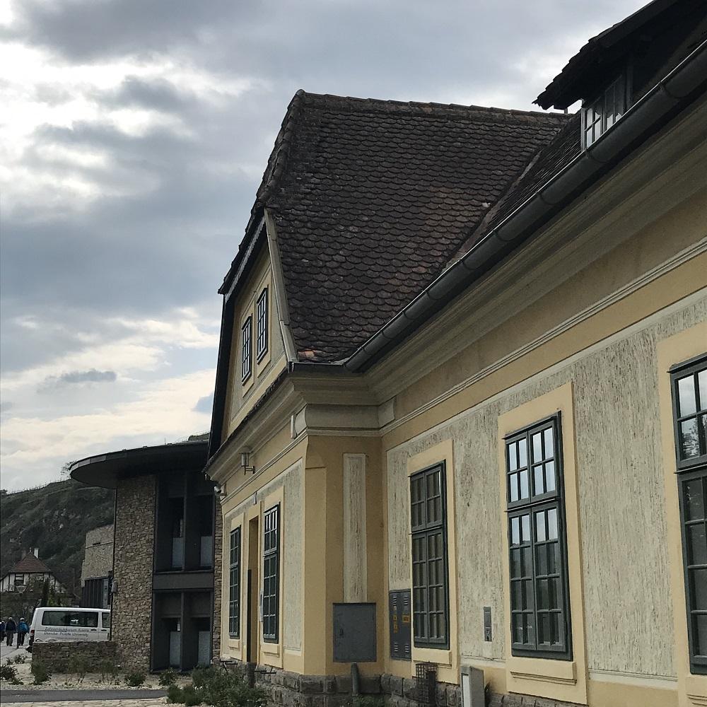 Bahnhof Stein - Mautern