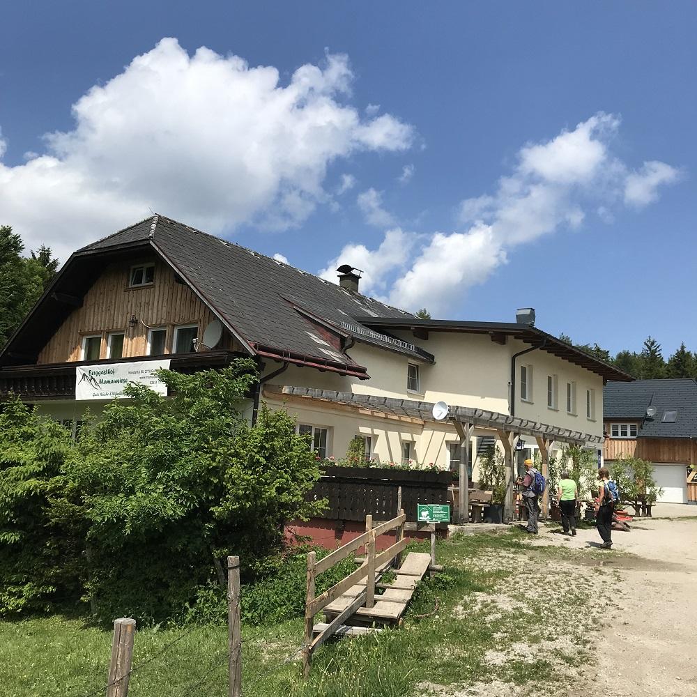 Berggasthof Mamauwiese