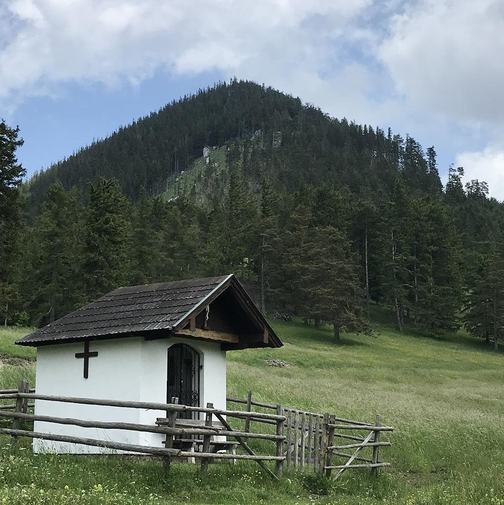 Schoberkapelle mit Schober