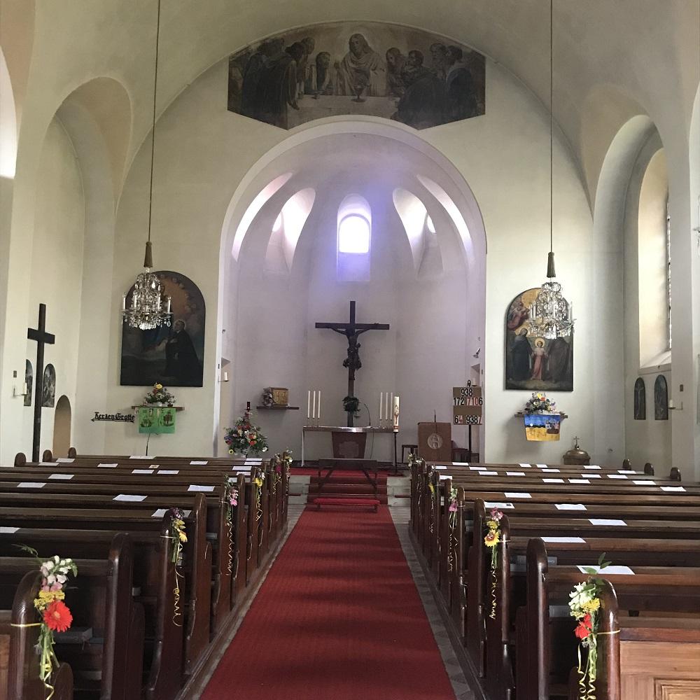 Katholische Pfarrkirche Mitterbach