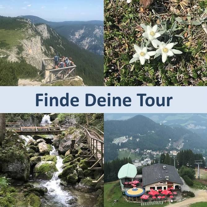 Finde Deine Tour