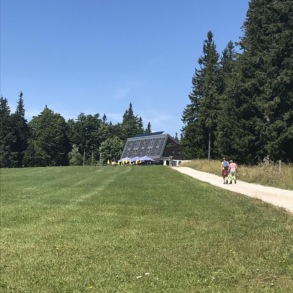Naturfreundehaus Knofeleben